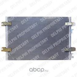 Радиатор кондиционера (Delphi) TSP0225510