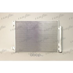 Радиатор кондиционера 2 (FRIG AIR) 08093076