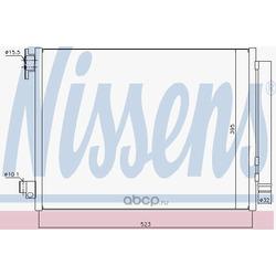 Радиатор кондиционера (Nissens) 940321