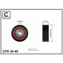 Ролик генератора (CAFFARO) 3649
