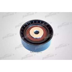 Ролик промежуточный поликлинового ремня с подшипником с кондиционером и гидроусилителем (PATRON) PT36025