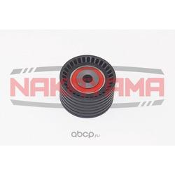 Ролик направляющий грм 1,6 (NAKAYAMA) QB31120