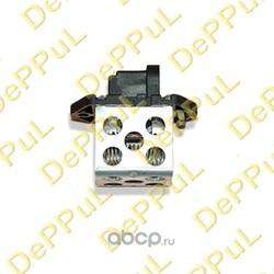 Резистор отопителя (DePPuL) DEA60015R