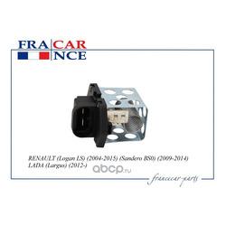 Резистор вентилятора двигателя (Francecar) FCR211020
