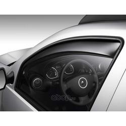Дефлекторы на передние окна, комплект (Renault) 6001998298
