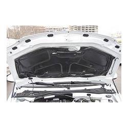 Шумоизоляция утеплитель капота с крепежем войлок черный (Renault) 658404860R