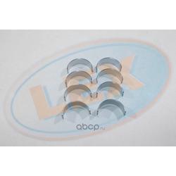 Комплект шатунных вкладышей 0 25 (Lex) VD34601