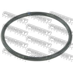 Кольцо уплотнительное корпуса дроссельной заслонки (Febest) RINGAH010
