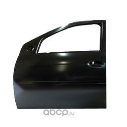 Дверь пер. лев (Renault) 801015127R