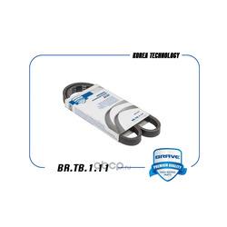 Ремень поликлиновый гур и конд (BRAVE) BRTB111