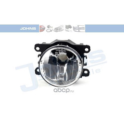 Противотуманная фара (JOHNS) 601029