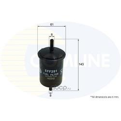 Топливный фильтр (Comline) EFF291