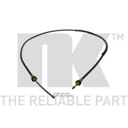 Трос стояночной тормозной системы задний (Nk) 9039126