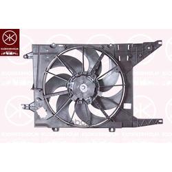 Вентилятор охлаждение двигателя (Klokkerholm) 13012601