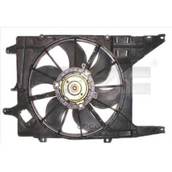 Вентилятор охлаждение двигателя (TYC) 8280002