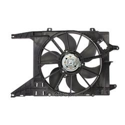 Вентилятор охлаждение двигателя (Thermotec) D8R004TT