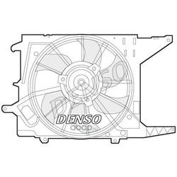 Вентилятор охлаждение двигателя (Wilmink Group) WG1775722