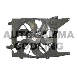Вентилятор (AUTOGAMMA) GA225004