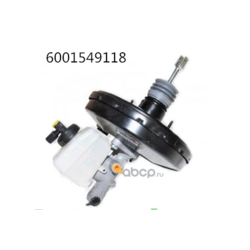 Усилитель вакуумный в сборе с гтц для авто без абс (Renault Trucks) 6001549118