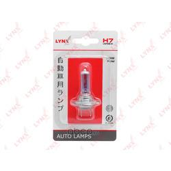 Лампа галогенная в блистере 1шт. (LYNXauto) L10755B01