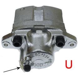 Тормозной суппорт (HELLA) 8AC355387571