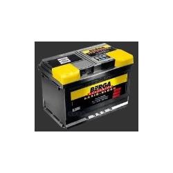Стартерная аккумуляторная батарея (BERGA) BERGABBH560