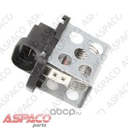 Резистор вентилятора охлаждения renault logan (05-14) (ASPACO) AP60015