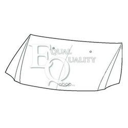 Капот двигателя (EQUAL QUALITY) L05021
