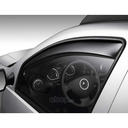 Дефлекторы на передние окна комплект (Renault Trucks) 6001998298