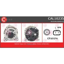 Генератор (CASCO) CAL10235GS