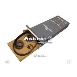 Комплект ремня грм (ASHUKI) 03339301