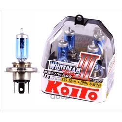 Лампа высокотемпературная koito whitebeam, комплект 2 шт. (KOITO) P0754W