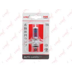 Лампа галогенная в блистере 1шт. (LYNXauto) L10460B01