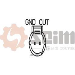 Датчик импульсов (SEIM) CP09