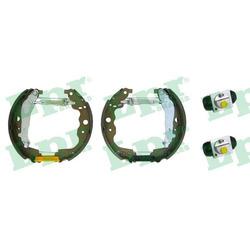 Комплект тормозных колодок (Lpr) OEK824