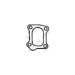 Уплотнительное кольцо, труба выхлопного газа (Fortus) 256149