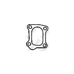 Уплотнительное кольцо, труба выхлопного газа (KVEST) 256149