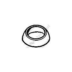 Кольцо уплотнительное выпускного трубопровода (Vinguru) 256304