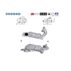 Катализатор (As) 30996D