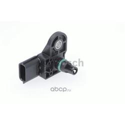 Датчик, давление во впускном газопроводе (Bosch) 0281006108
