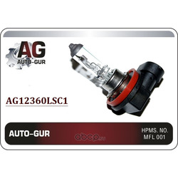 Лампа h8 original light standard 12v 35w (Auto-GUR) AG12360LSC1