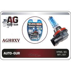 Лампа h8 xenon vision, 12v / 55w / 5000к / 9005 / p20d (Auto-GUR) AGH8XV