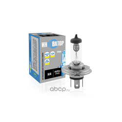 Лампа галогеновая h4 60/55w p43t (Инноватор) H006