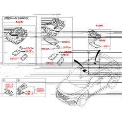 Лампочка (Hyundai-KIA) 1864310009N