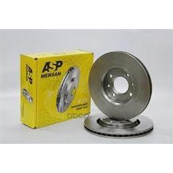 Тормозной диск (256x22x62,2x44) передний вентилируемый (ASP) 290217