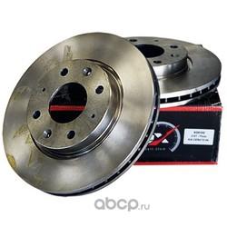 Тормозной диск (KORTEX) KD0118