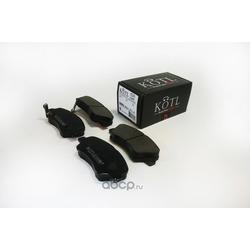 Тормозные колодки передние (KOTL) 3548KT