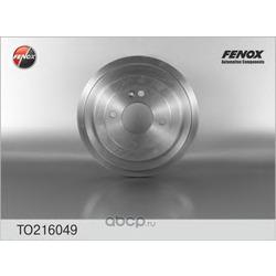Барабан тормозной (Fenox) TO216049