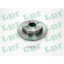 Диск тормозной (Lpr/AP) K2030P