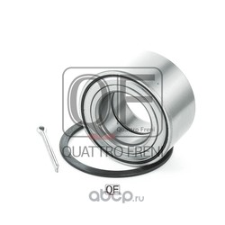 Подшипник передней ступицы комплект (QUATTRO FRENI) QF40D00006